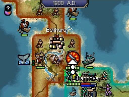 Civ on DS - sorta