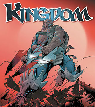 Kingdom: The Promised Land cover