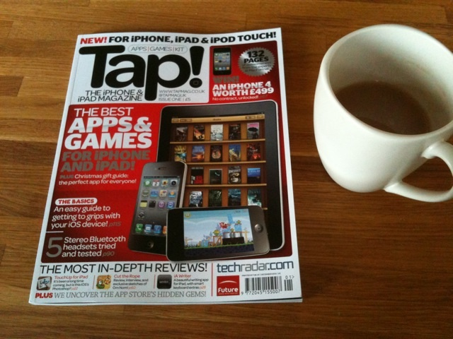 Tap! issue one