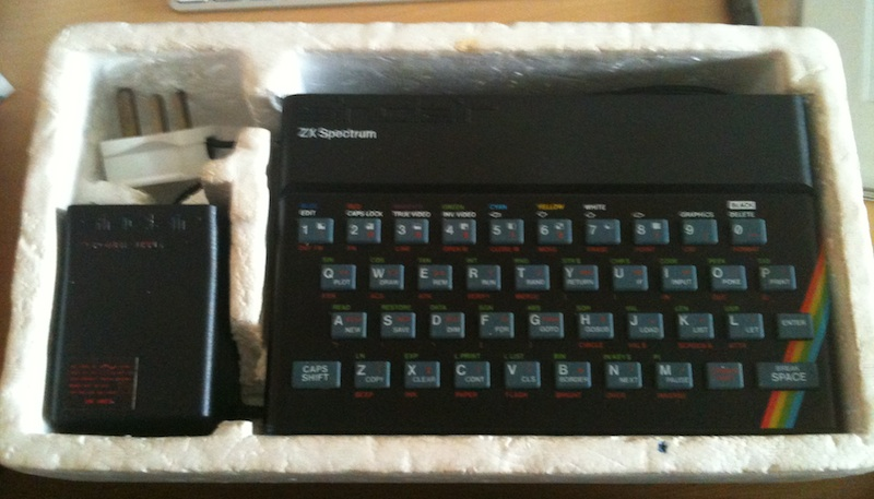 Speccy in box