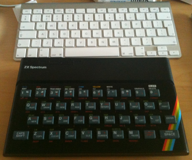 Speccy and Apple